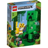 Creeper si Ocelot 21156 LEGO Minecraft