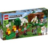 Avanpostul Pillager 21159 LEGO Minecraft