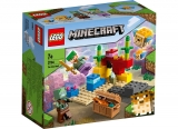 Reciful de corali 21164 LEGO Minecraft