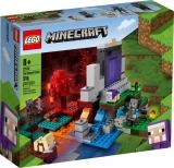 Portalul ruinat 21172 LEGO Minecraft