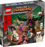 Monstrul din jungla 21176 LEGO Minecraft