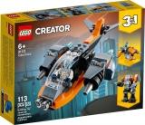 Drona cibernetica 31111 LEGO Creator