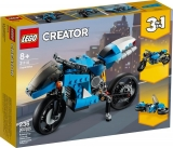 Super motocicleta 31114 LEGO Creator
