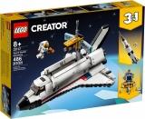 Aventura cu naveta spatiala 31117 LEGO Creator