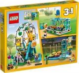 Roata din parcul de distractii 31119 LEGO Creator