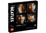 The Beatles 31198 LEGO Zebra