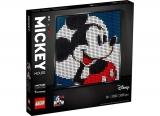 Mickey Mouse 31202 LEGO Art