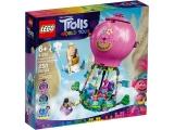 Aventura lui Poppy cu balonul cu aer cald 41252 LEGO Trolls World Tour