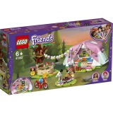 Camping luxos in natura 41392 LEGO Friends