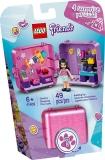 Cubul de joaca si cumparaturi al Emmei 41409 LEGO Friends