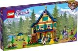 Centrul de echitatie din padure 41683 LEGO Friends