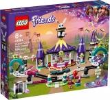 Montagne russe magic in parcul de distractii 41685 LEGO Friends