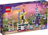 Roata si tobogan magic 41689 LEGO Friends