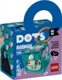Breloc Narval 41928 LEGO Dots