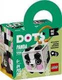 Breloc Panda 41930 LEGO Dots