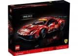 Ferrari 488 GTE AF Corse #51 42125 LEGO Technic