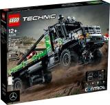 Mercedes Zetros Trial Truck 4 x 4 42129 LEGO Technic