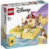 Aventuri din cartea de povesti cu Belle 43177 LEGO Disney Princess