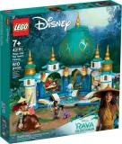 Raya si Palatul Inima 43181 LEGO Disney Princess