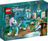 Raya si Dragonul Sisu 43184 LEGO Disney Princess