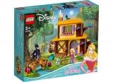 Casuta din padure a Aurorei 43188 LEGO Disney Princess