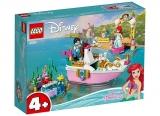 Barcuta de sarbatoare a lui Ariel 43191 LEGO Disney Princess