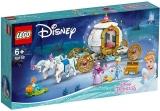 Trasura regala a Cenusaresei 43192 LEGO Disney Princess