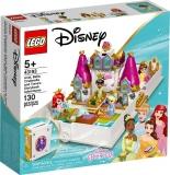 Aventurile lui Ariel, Belle, Cenusareasa si Tiana 43193 LEGO Disney