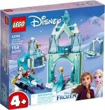 Anna si Elsa in Regatul Inghetat 43194 LEGO Disney