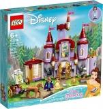 Frumoasa si Bestia la castel 43196 LEGO Disney