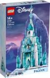 Castelul de gheata 43197 LEGO Disney