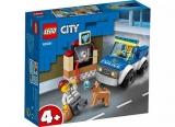 Unitate de politie canina 60241 LEGO City