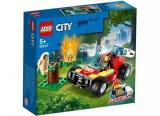 Incendiu in padure 60247 LEGO City