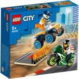 Echipa de cascadorii 60255 LEGO City