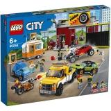 Atelier de tuning 60258 LEGO City