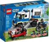 Transport de prizonieri 60276 LEGO City