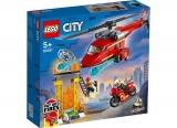Elicopter de pompieri 60281 LEGO City