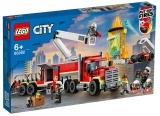 Unitate de comanda a pompierilor 60282 LEGO City
