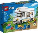 Rulota de vacanta 60283 LEGO City