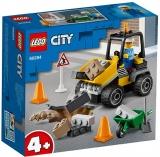 Masina de reparat drumuri 60284 LEGO City