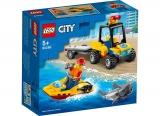 ATV si barca de salvamari 60286 LEGO City