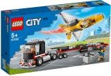 Transportor de avion 60289 LEGO City