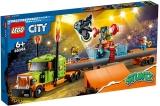 Camionul de cascadorii 60294 LEGO City