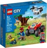 ATV de salvare a animalelor 60300 LEGO City