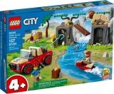 Camioneta de salvare a animalelor 60301 LEGO City