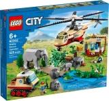 Operatiunea de salvare a animalelor 60302 LEGO City