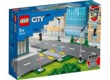 Placi de sosea 60304 LEGO City