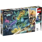 Atacul de la baraca cu creveti 70422 LEGO Hidden Side