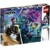 Masina de plaja a lui Jack 70428 LEGO Hidden Side