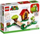 Set de extindere Casa lui Mario si Yoshi 71367 LEGO Super Mario